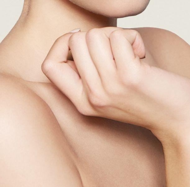 hand - Skin and shoulder